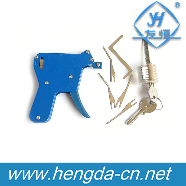 [Hot Item] Yh9276 Manual Pick Gun Set, Lock Pick Set, Locksmith Tools