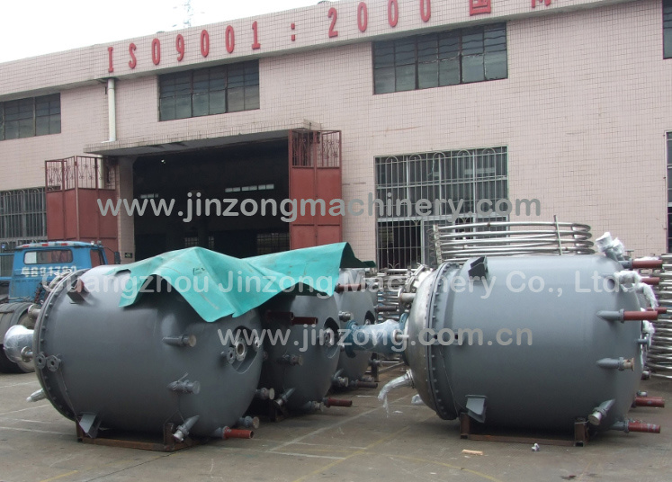 Jinzong Machinery Electrical Heating Reactor pictures & photos
