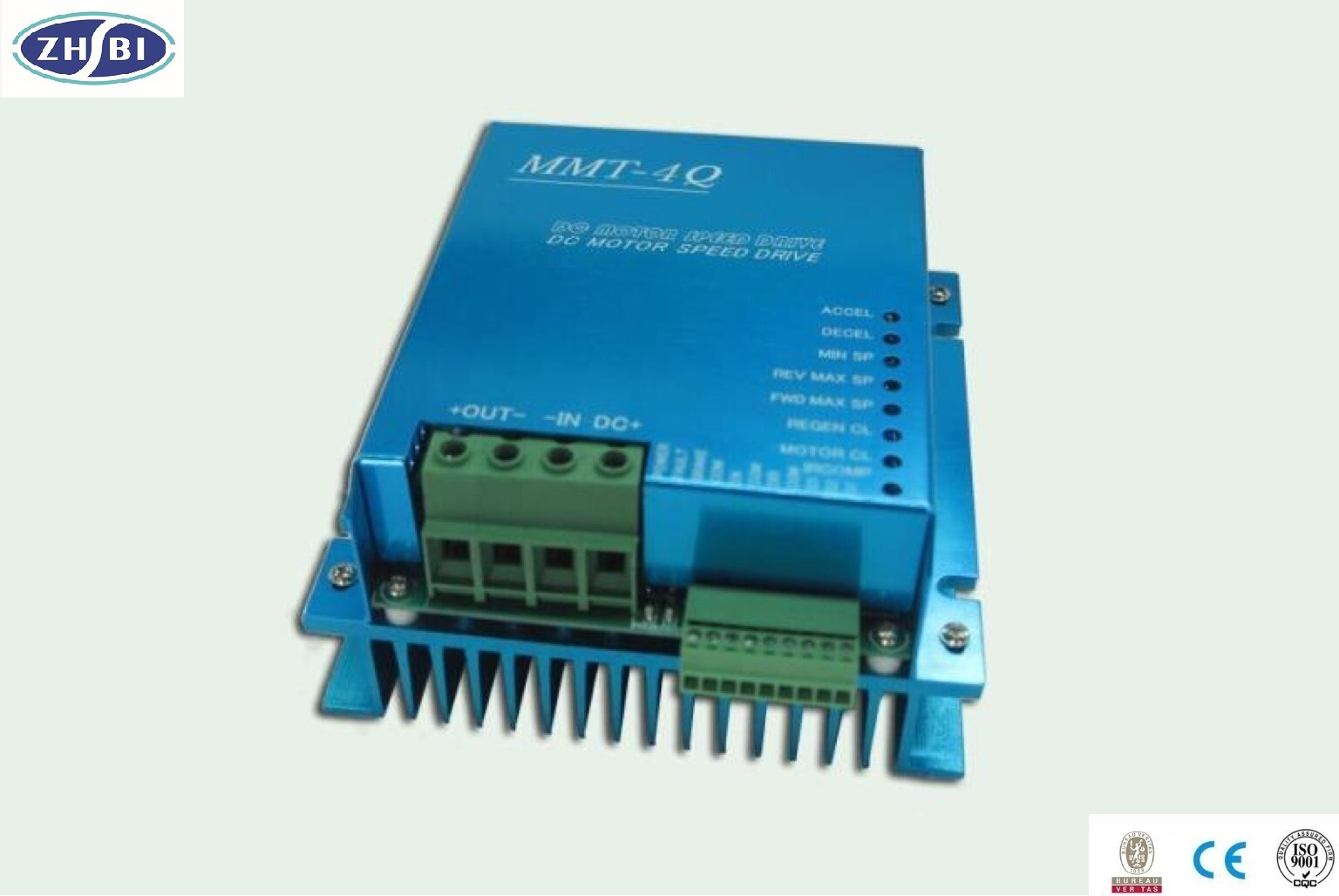 China Dc24rt50bl Mmt 4q Brush Dc Motor Speed Controller With Regen Brushed Servo Control Of A Pwm