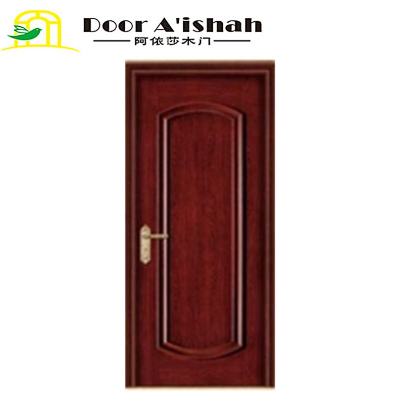 China Faced Hdf Door Skin Interior Door Room Door China Flush