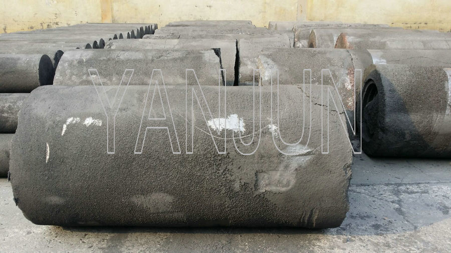 Supplier of Rejected Graphite Electrode pictures & photos