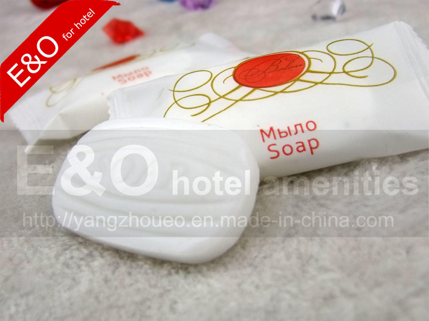 Exquisite Disposable Hotel Amenity/Hotel Supply/Hotel Soap
