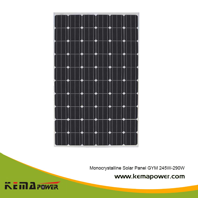 Gym10W Solar Panel Monocrystalline Mono for off-Grid System with TUV pictures & photos