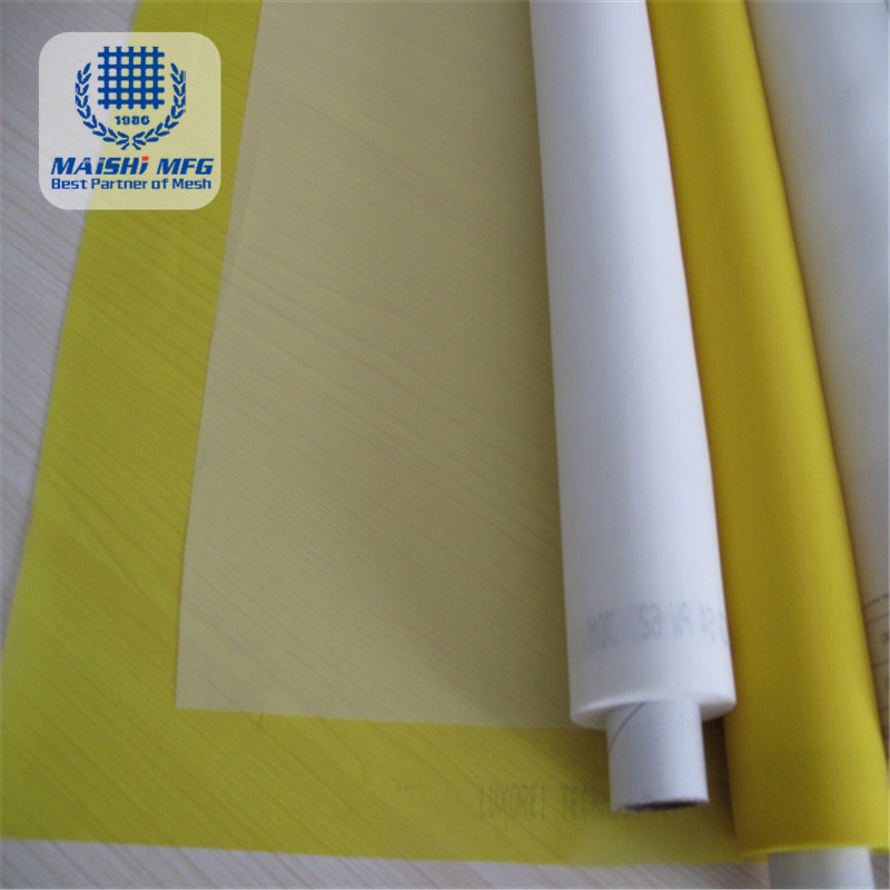 Top Grade Polyester Screen Printing Mesh pictures & photos