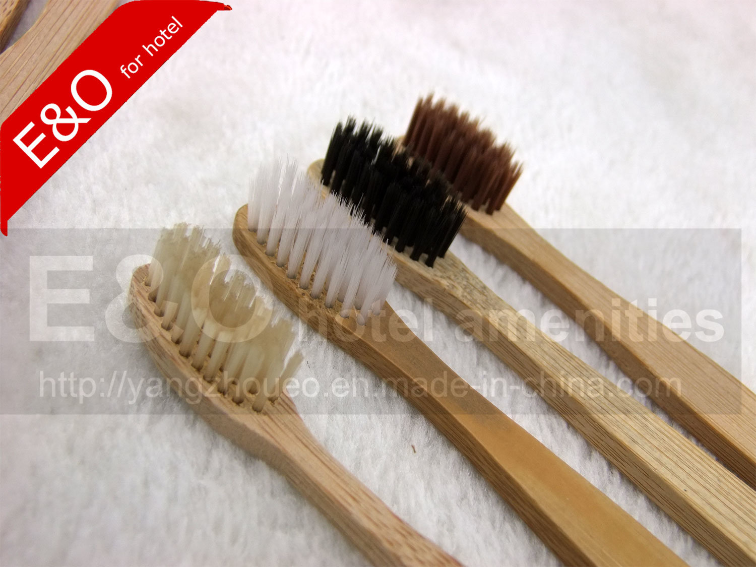 Eco-Friendly Biodegradable Bamboo Soft Bristles Toothbrush Oral Care