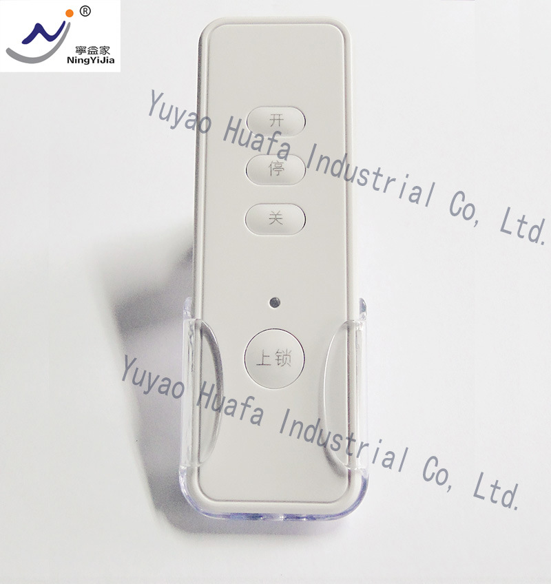 220VAC/24VDC, Wall Switch and Remote Control for Window Opener