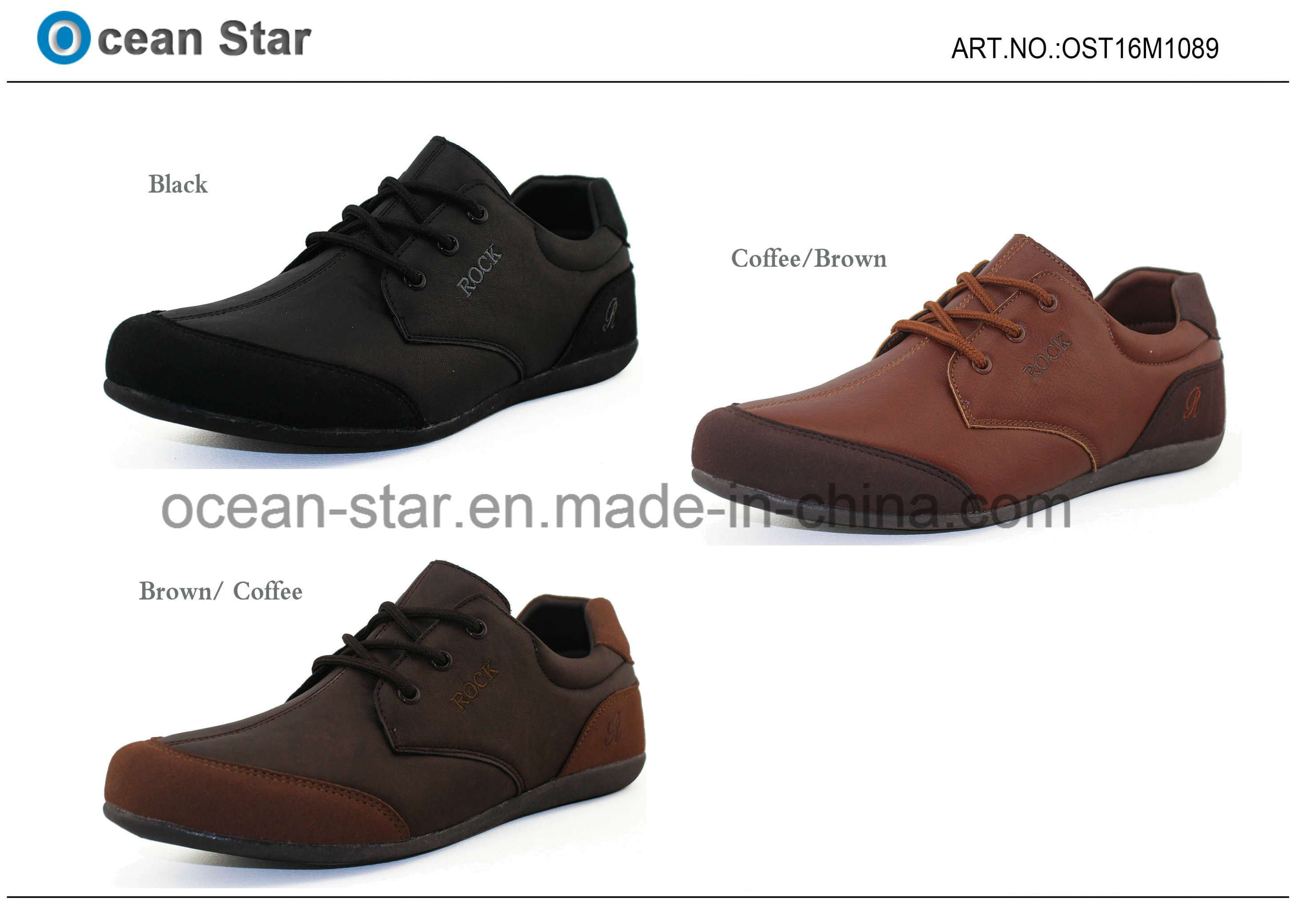 China Classic Leisure Shoes Healthy