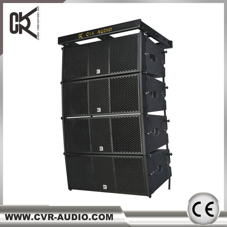 Cvr Active Dual 10 Inch Line Array System 800 Watt Array Speaker