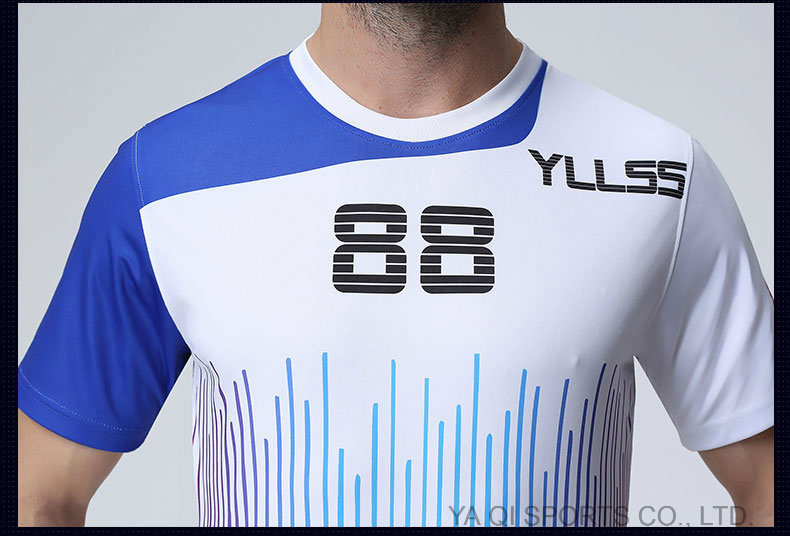 84d0b6bae Sports Jersey New Model Wholesale 100% Polyester Mesh Sublimation Printing  Custom T Shirt Soccer Jersey