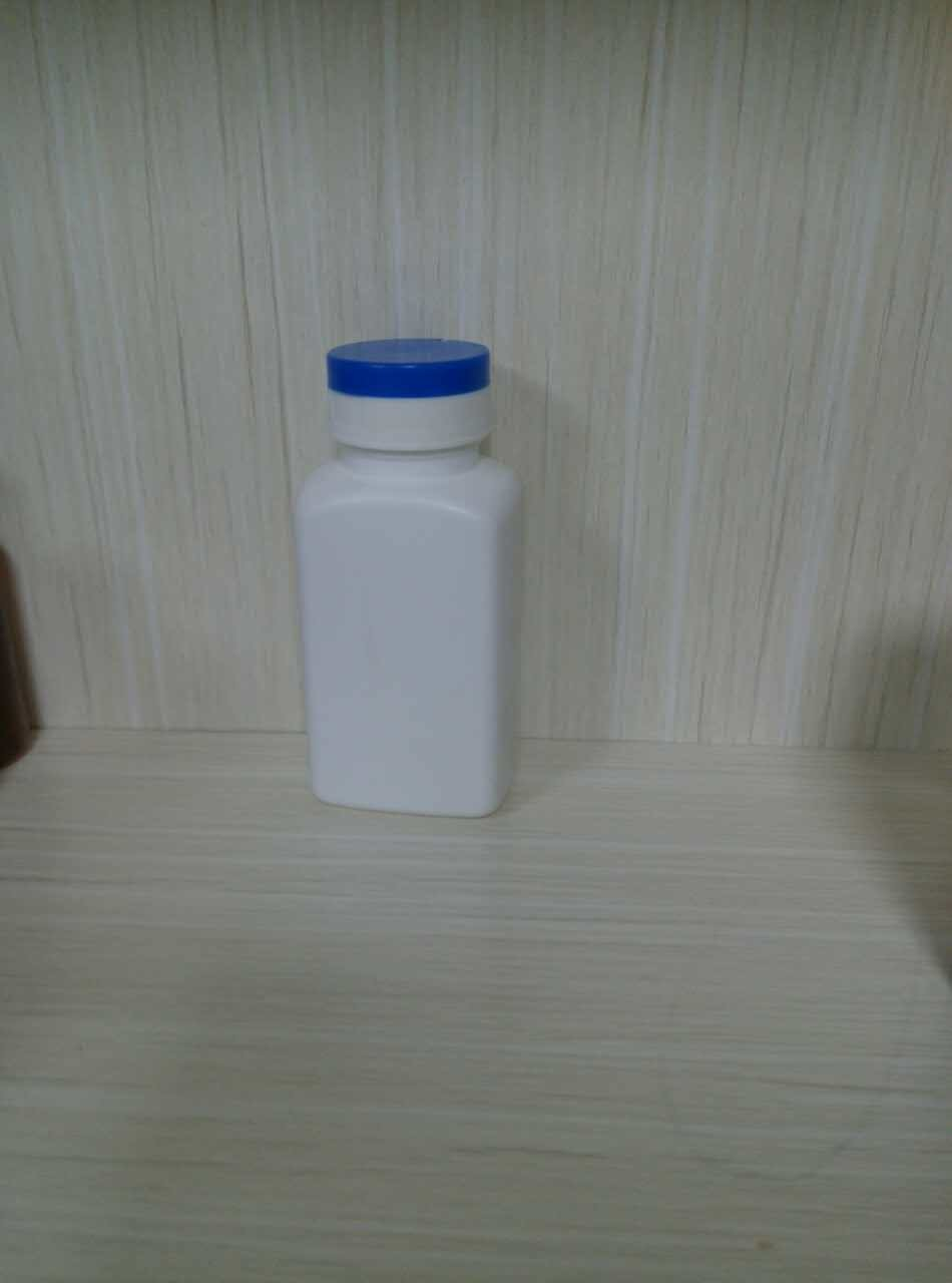 Flip-Top Cap 150g Health Medicine Plastic Bottle
