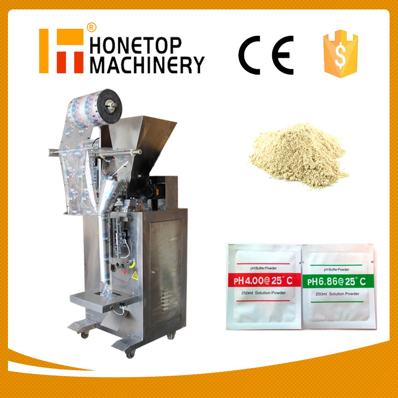[Hot Item] Four Side Sealing Three Side Sealing Stick Small Bag Mini Sachet  Filling Machine Sachet Packing Machine for Grain, Powder and Liquid