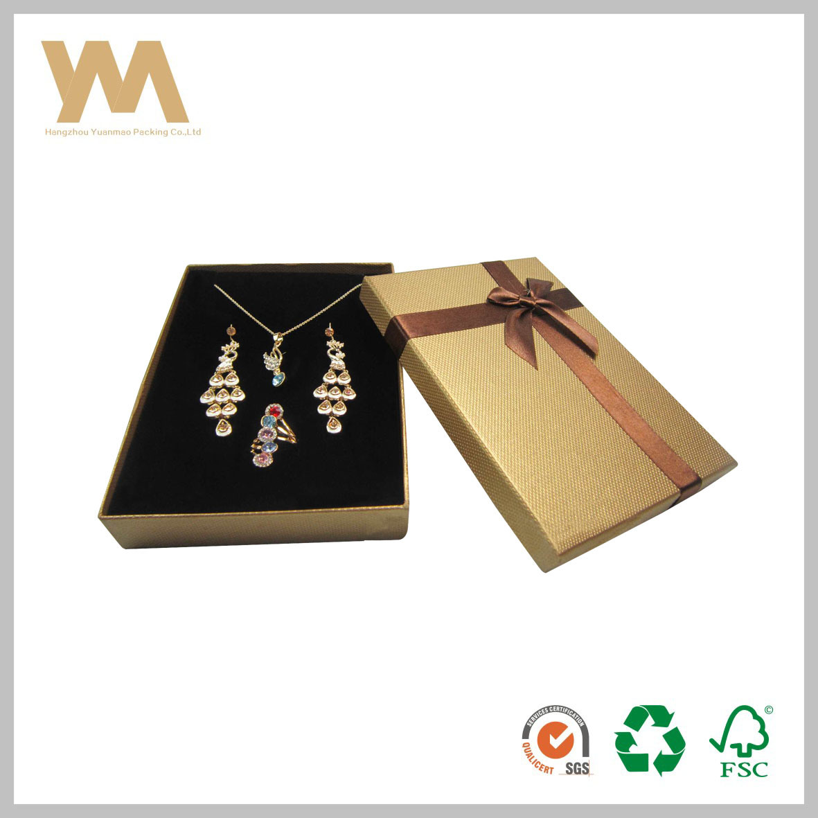 Hot Item Customised Wholesale Luxurious Packaging Cardboard Paper Gift Boxes Custom Gift Box Jewelry Gift Boxes On Sale