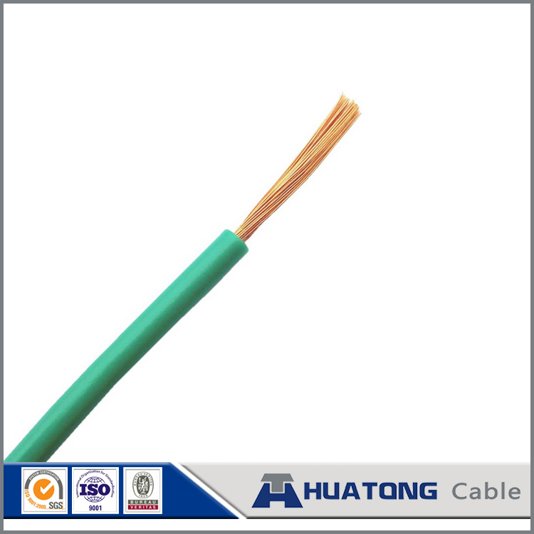 China House Wiring Electrical Cable 450/750V PVC Insulated Rvv Cable ...