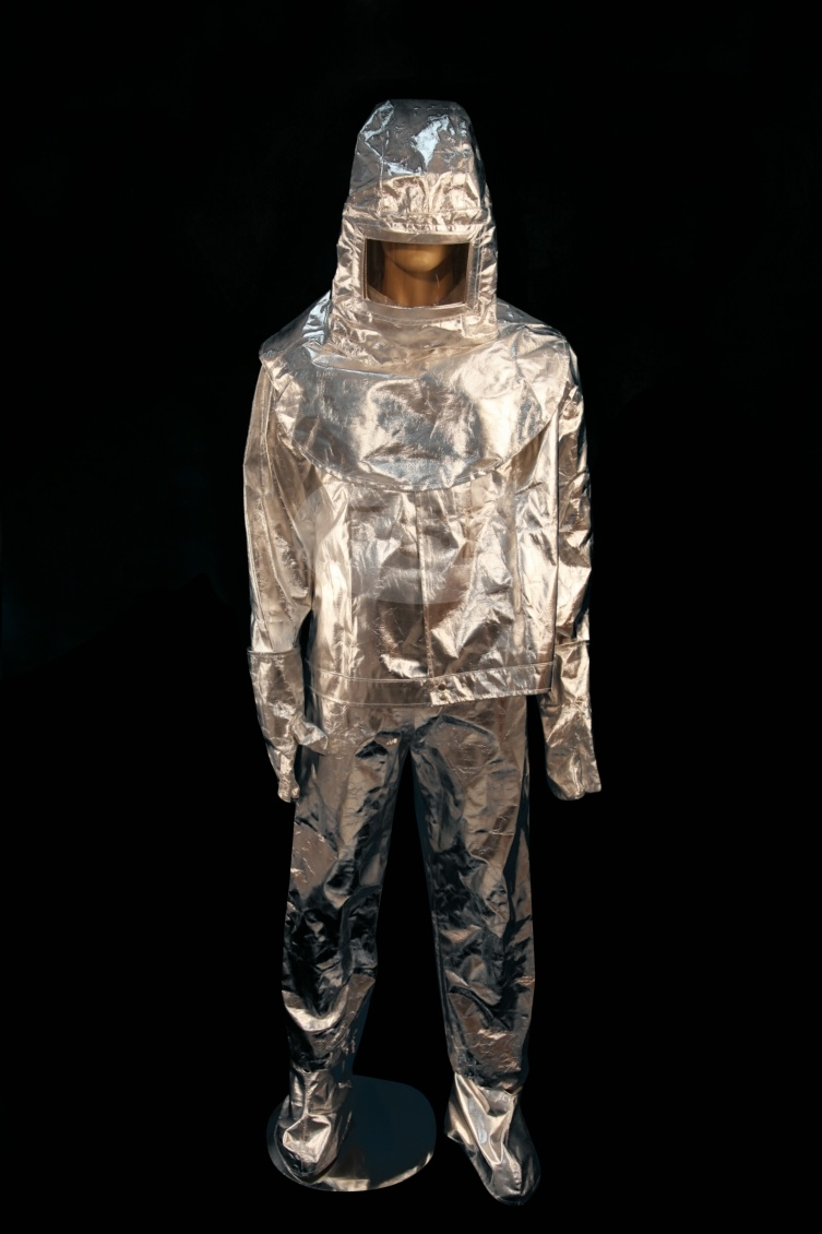 Fireproof Exposure Suit