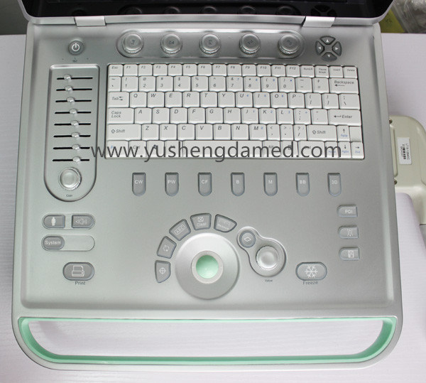 Hot 3D 4D Color Doppler Digital Laptop Ultrasound Scanner pictures & photos