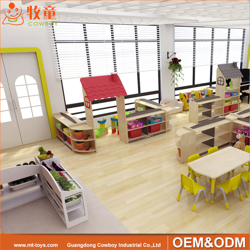 Daycare Wooden Nursery Furniture Sets