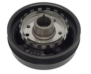 China Harmonic Balancer (Damper pulley or crankshaft pulley