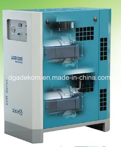 8bar Belt Driven Rotary Dental Scroll Oil Free Air Compressor (KDR408-50) pictures & photos