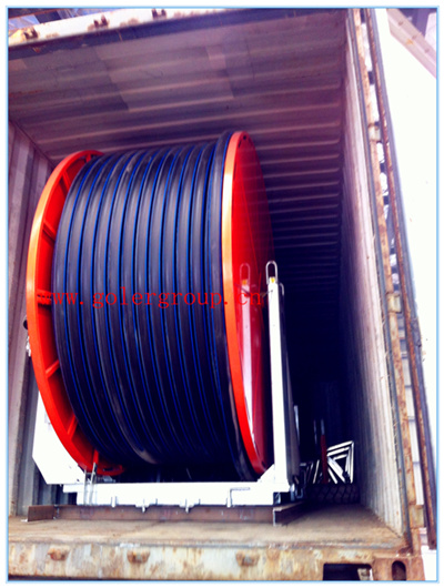 Hose Reel Irrigation System, Farmland Irrigation System Machine