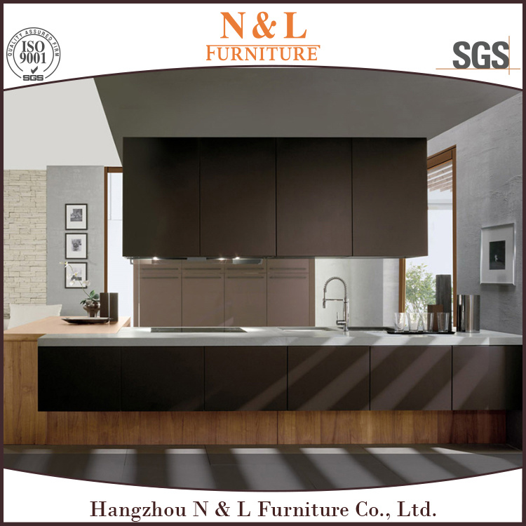 China Best Renovation Classic Solid Wood Kitchen Furniture Wood