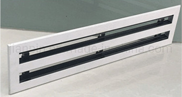 [Hot Item] Hotel/Restaurant AC Ducting Supply Air Ventilator 2 Way Grille  Diffuser