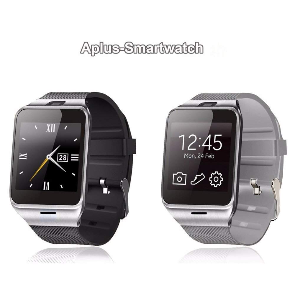 China Gv18 Smart Watch Support SIM Card NFC Bluetooth Reloj Inteligente for  iPhone Android Phone Smartwatch - China Phone Smartwatch 5b78887322b