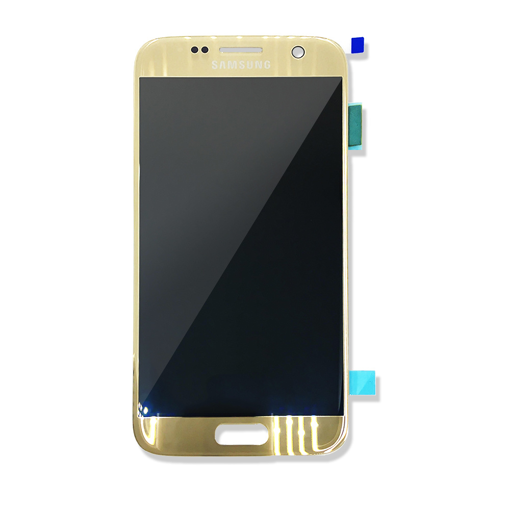 China For Samsung Galaxy S7 Edge G935 G935f Lcd Display Touch Screen Digitizer 55 Fhd Pantalla Replacement1 Order