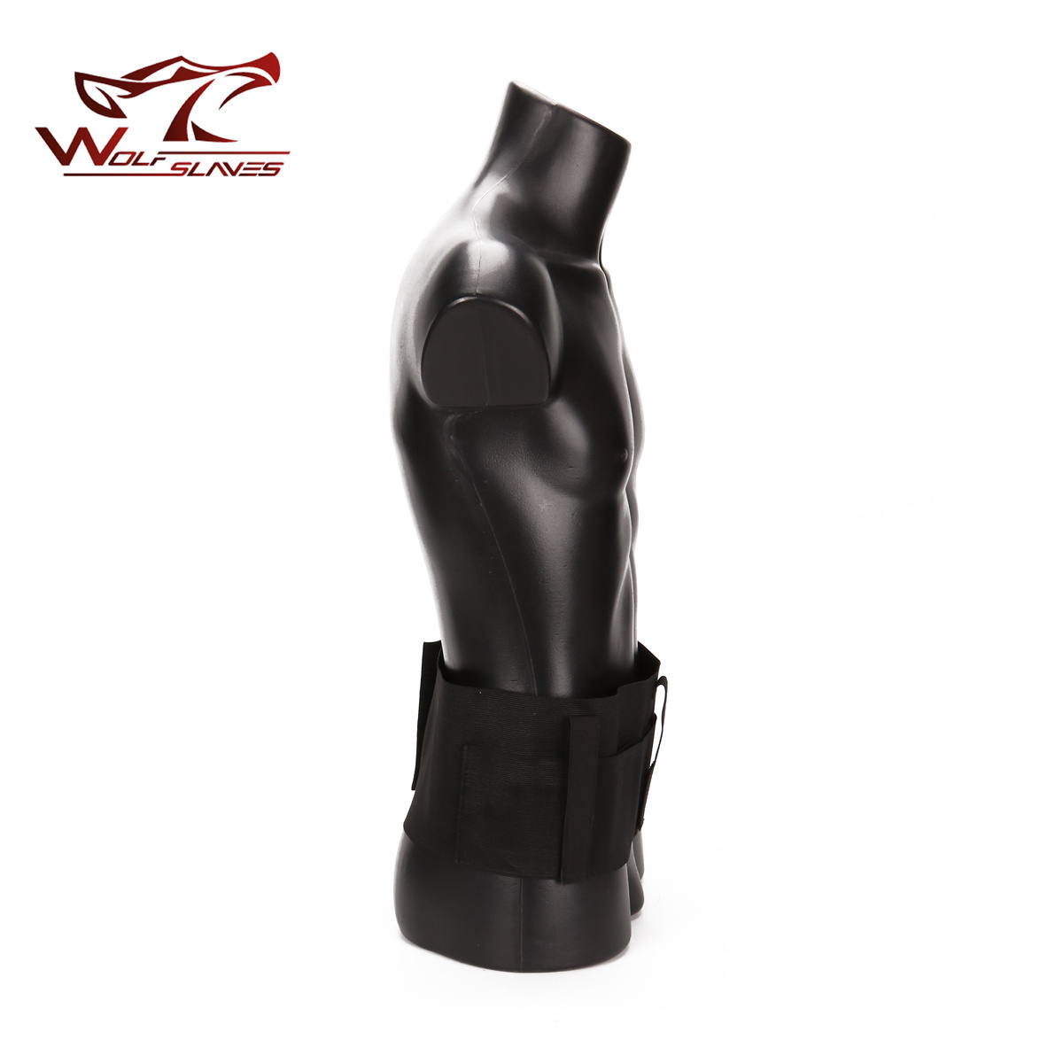 China Tactical Belly Band Gun Holster Right-Hand Concealed