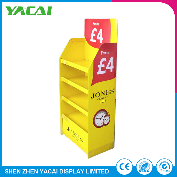 China Paper Cardboard Retail Security Stand Wholesale