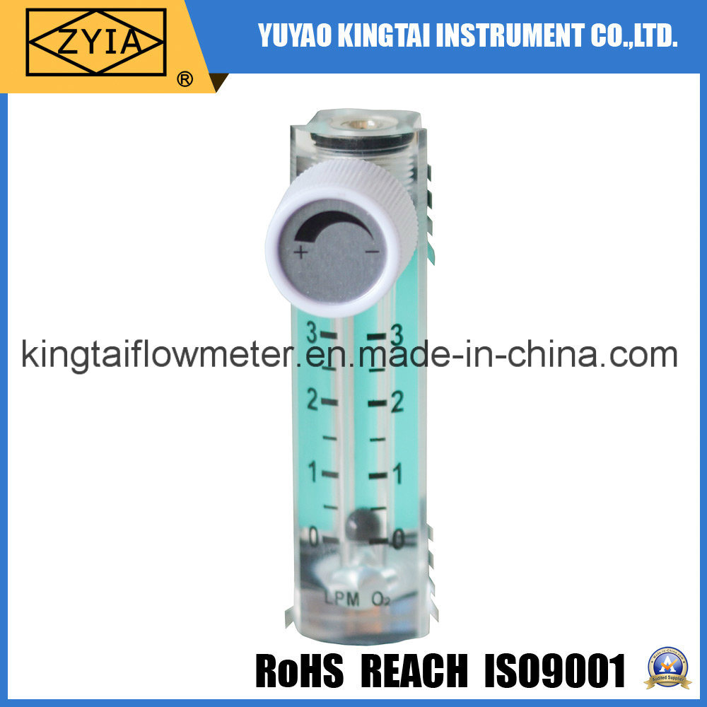 China LZM-6T 02 Direct to Reading Acrylic Low Cost Oxygen Flow Meter ...
