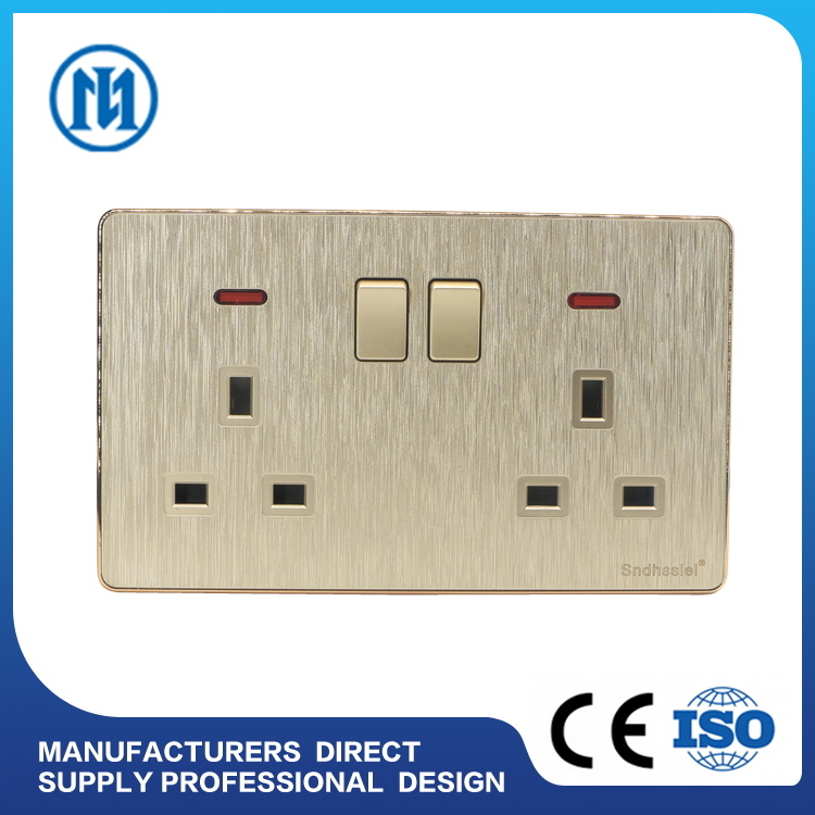 China Two-Way Two-Wire Luxury Light High-Power Wall Switch ...