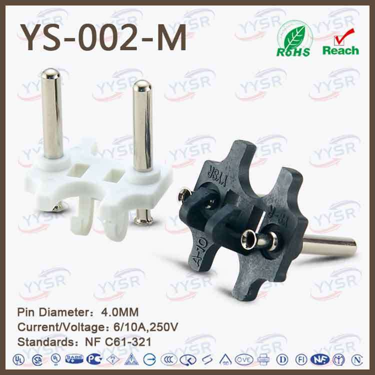 Yysr VDE Approvel AC Power Cord for Holland Plug