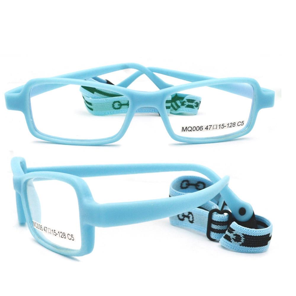 d3024506238c China New Fiber Glass Material Cute Kids Fashion Eyeglasses Frame (MQ006) -  China Optical Frame, Children Eyeglasses
