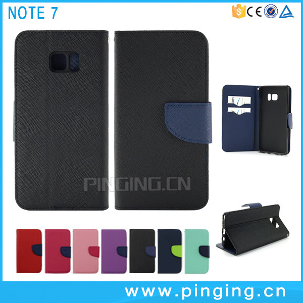Plastic Case for Samsung Galaxy Note 7