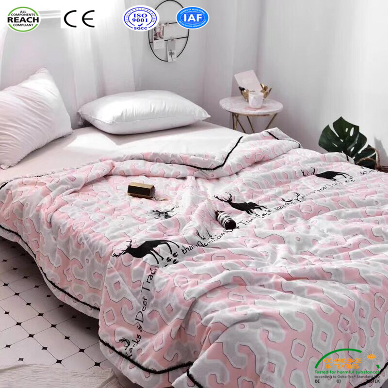 China 2018 New Bedspread Summer Quilt Blanket Comforter Bed Cover - Quilted-blankets-for-the-bed
