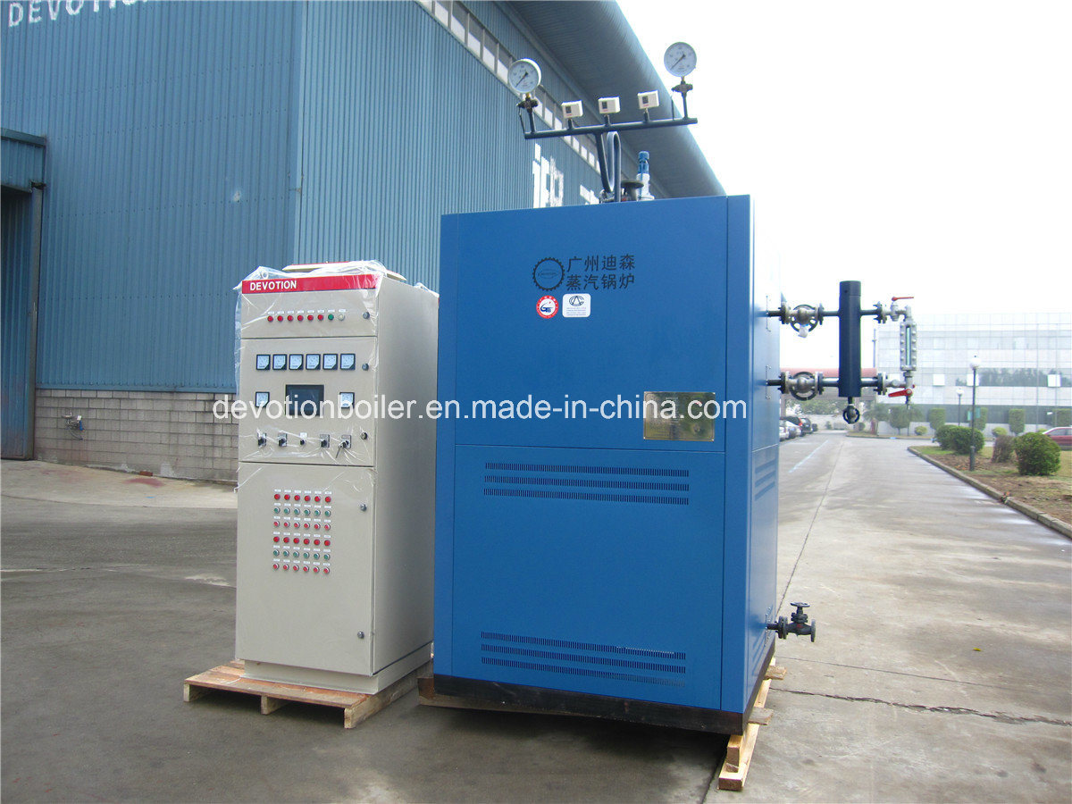 China High Efficiency & Clean 300kg/Hr Electric Steam Boiler - China ...