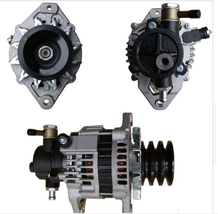 [Hot Item] 100% New Premium Quality Alternator Isuzu 4he1 Lester 12335  97116697 Lr180-509