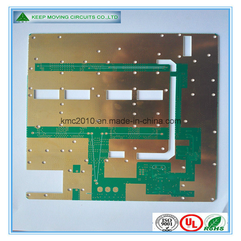 High Frequency PCB Board Rogers Arlon PCBA Circuit Board pictures & photos