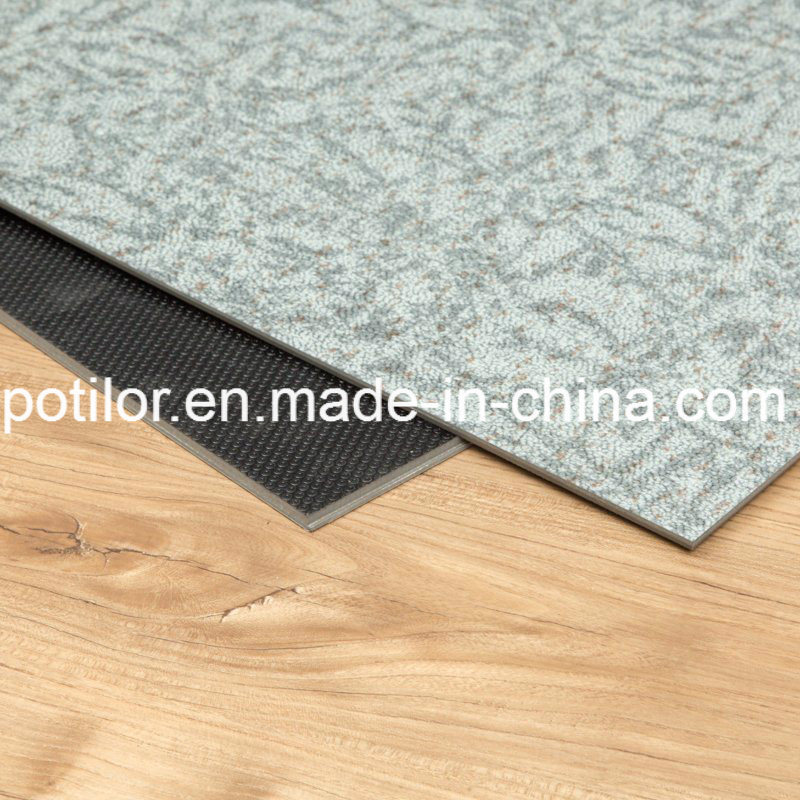 China 100 Waterproof Lvt Pvc Loose Lay Vinyl Floor Tiles Photos