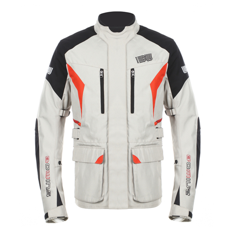 Custom Waterproof Touring Motorcycle Jacket