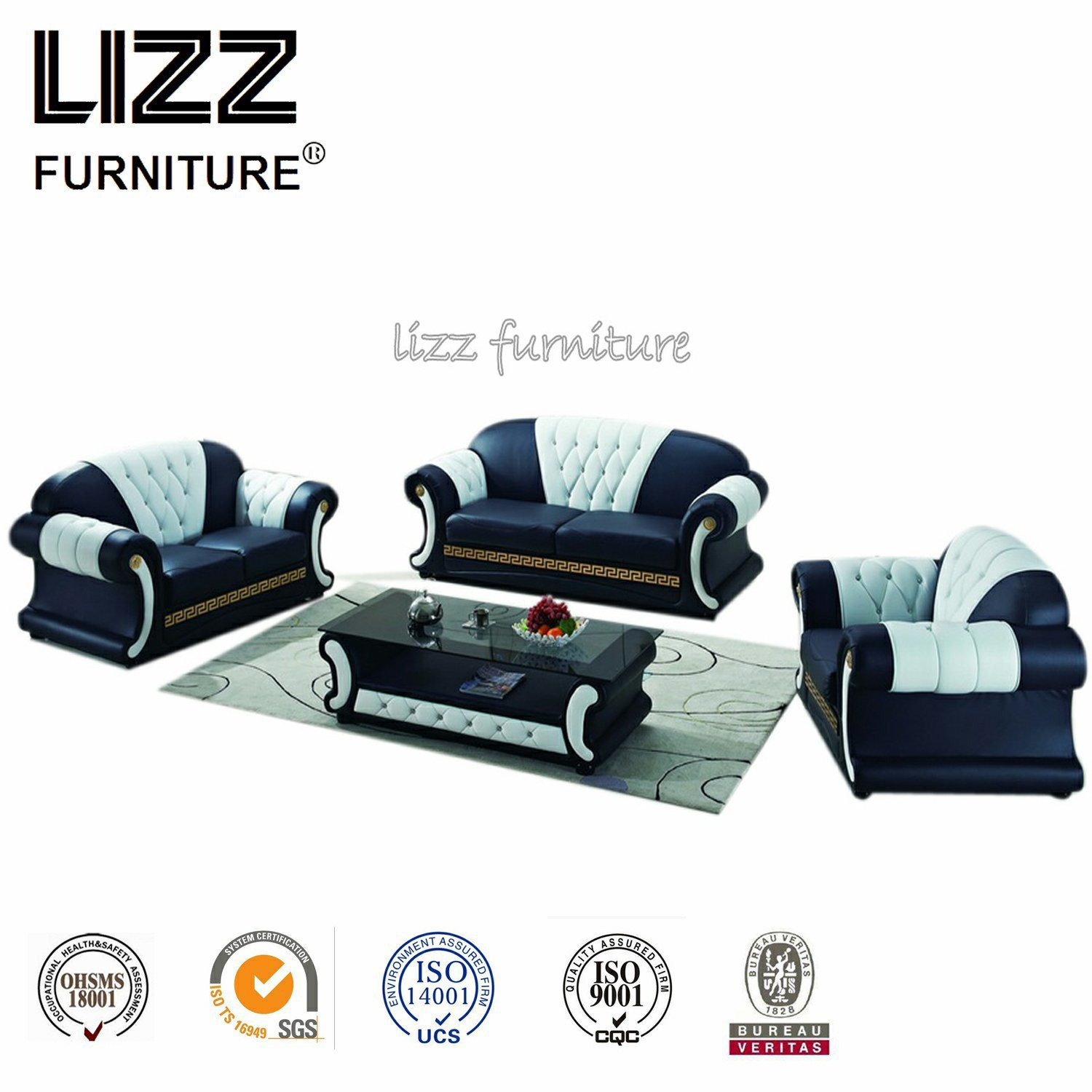 Fabulous Hot Item New And Modern L Shape Sectional Recliner Sofa Set Creativecarmelina Interior Chair Design Creativecarmelinacom