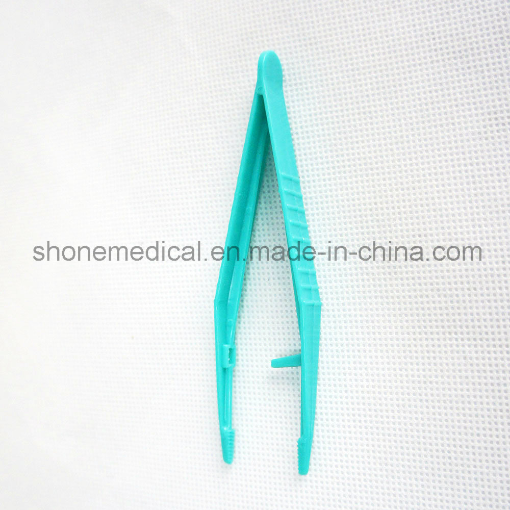 Disposable Medical Plastic Dental Forceps pictures & photos