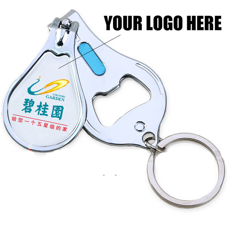 China Custom with Your Logo Multifunction Nail Clipper Customized ...
