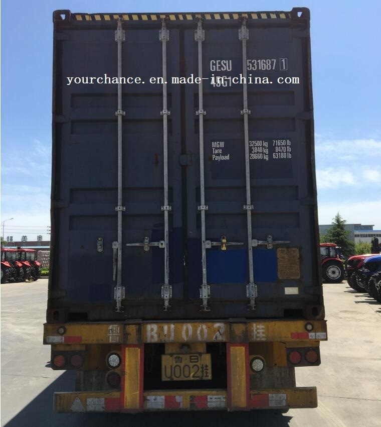 China Europe Hot Sale Bc-7 2 1m Width 7 Teeth Tractor Mounted Box