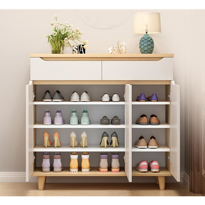 China Simple Modern Shoe Cabinet Home