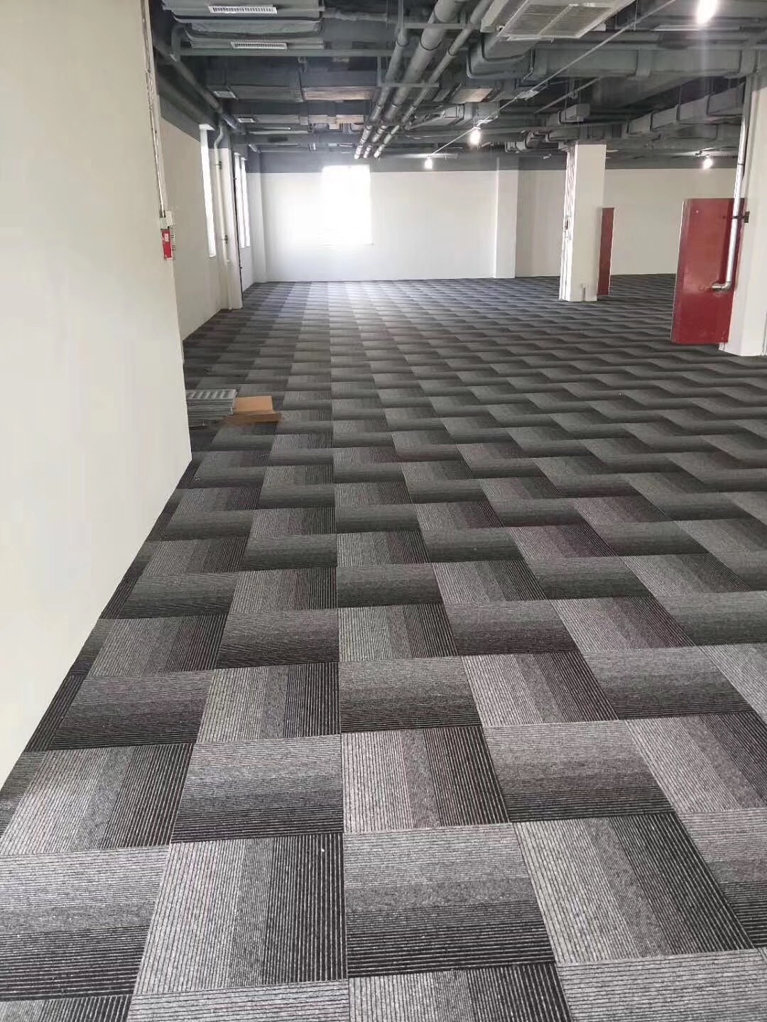 Image of: China Factory Whaolesales Pvc Carpet Tiles Modular Carpet Commercial Hotel Home Office Carpet Tile Cinema Carpet China Stripe Carpet And Commercial Carpet Price