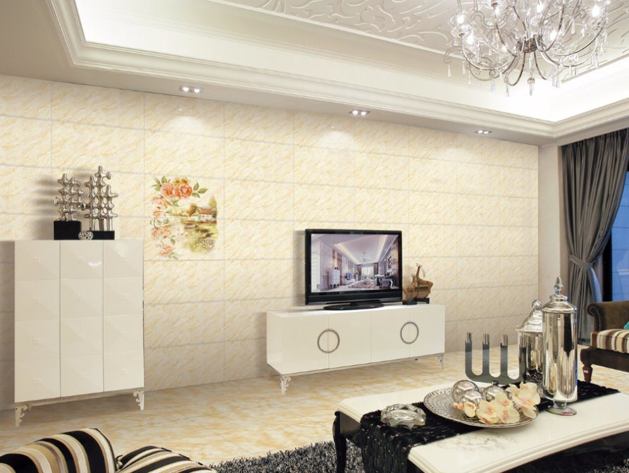 China High Quality 300X600mm Ceramic Wall Tile for Living Room