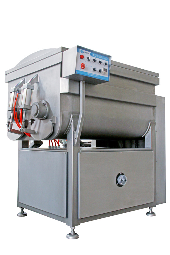 Automatic Meat Mixing Machine with Differ Shaft for Differ Products