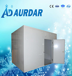 Frozen and Refrigeration for Seafood Storage with Low Price