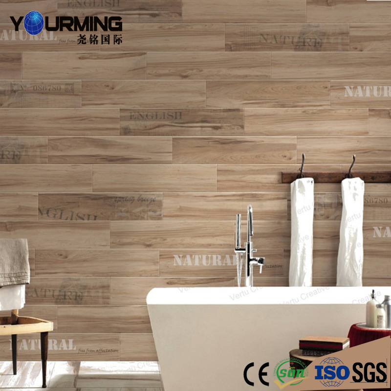 Wood Tiles Porcelain Floor